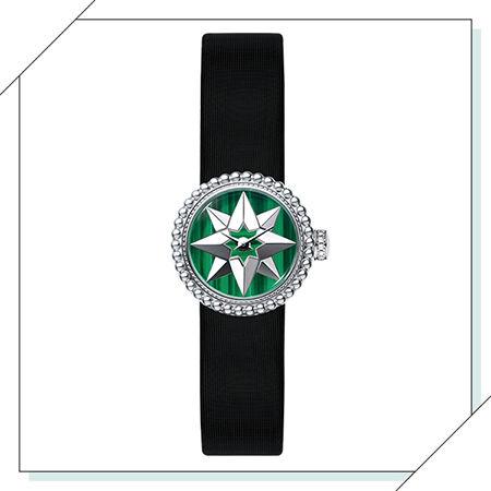 ムッシュ ディオールのエスプリあふれる、詩的な時計。|ウォッチカタログ|watch|madamefigaro Jp