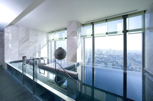 The Spa at Mandarin Oriental, Tokyo_Heat & Water Area.jpg