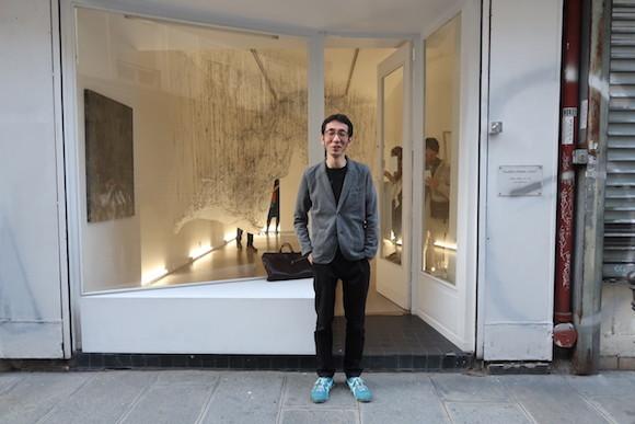 パリで彫刻家・大西康明の個展「Reverse of Volume」開催 パリで夢を ...