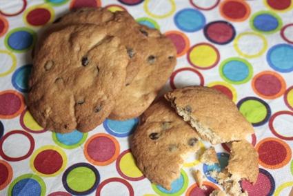 手づくりならではの美味しさ、アメリカンクッキー