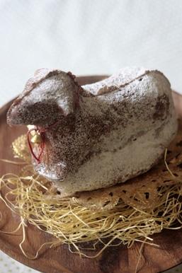 可愛い羊がたまらない! 北海道の自然素材ケーキ