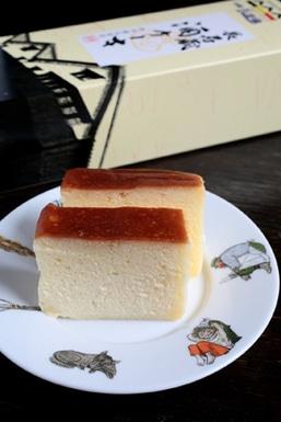 日本最古の酒蔵がつくるケーキ