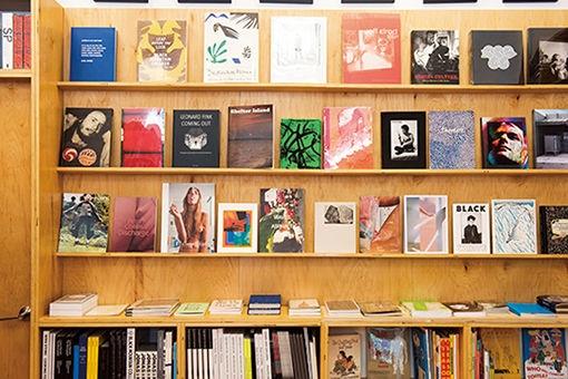 デザイナー垂涎、ニューヨークのクリエイティブな書店。