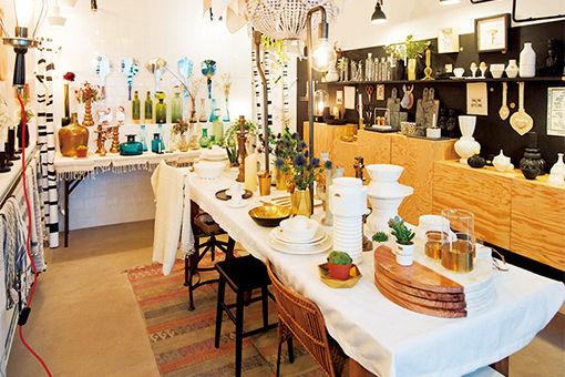 パリのプチショップで、生活をシックに彩る雑貨に出合う。|Maison Aimable(パリ)|フィガロジャポン