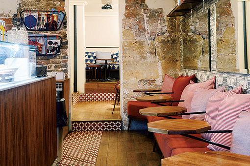 最高のコーヒーを追究する、北マレのこだわりカフェ。