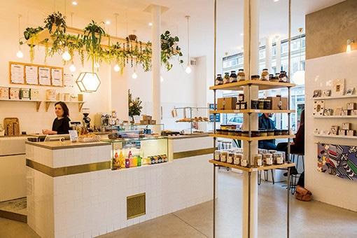 おいしくて可愛い、パリの食のコンセプトストア。