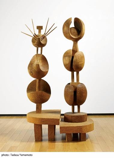 北海道の彫刻家、砂澤ビッキの創造の秘密に迫る。 特集 Culture ...