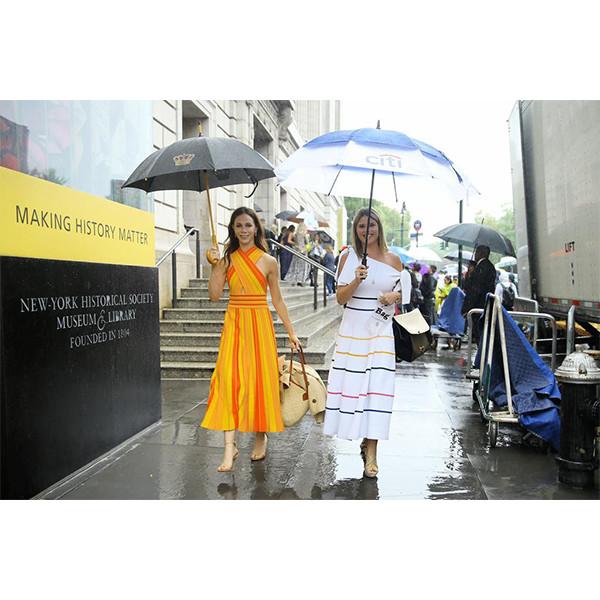【madameFIGARO.jp】ファッション・ビューティ・旅・食の最新情報|フィガロjpFashion2019年春夏ファッションウィーク、最前列を飾ったスターたち。