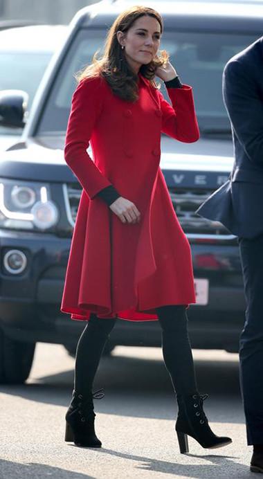 41e7a7bfdfe1c キャサリン妃があえて選んだ、大胆なファッション。|特集|Culture ...
