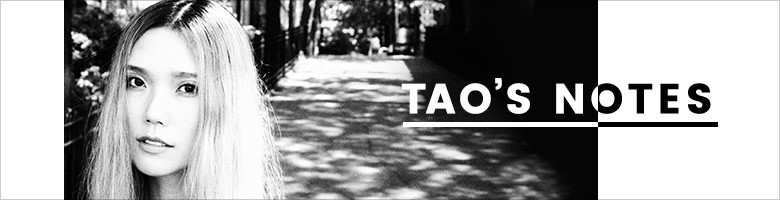 TAO'S NOTES